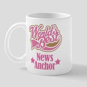 News Anchor Gift Mug