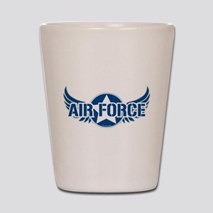 Air Force Wings Shot Glass