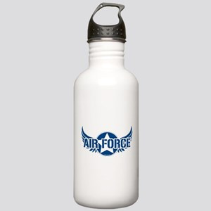 Air Force Wings Stainless Water Bottle 1.0L