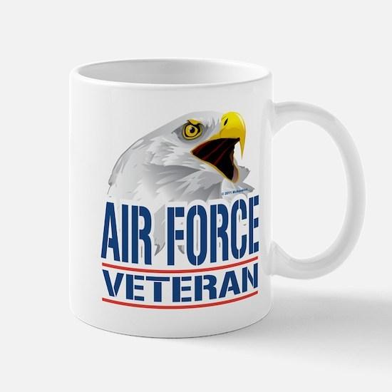 Air Force Veteran Eagle Mug