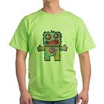 kuuma mystery land 1 Green T-Shirt