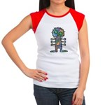 kuuma mystery land 2 Women's Cap Sleeve T-Shirt