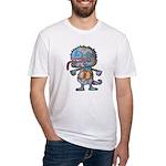 kuuma mystery land 3 Fitted T-Shirt