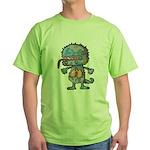 kuuma mystery land 3 Green T-Shirt