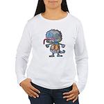 kuuma mystery land 3 Women's Long Sleeve T-Shirt