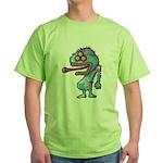 kuuma mystery land 6 Green T-Shirt