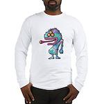 kuuma mystery land 6 Long Sleeve T-Shirt