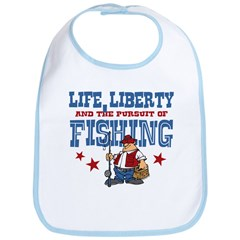 Pursuit of Fishing Bib