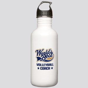 Volleyball Coach Gift Stainless Water Bottle 1.0L