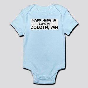 Happiness is Duluth Infant Creeper