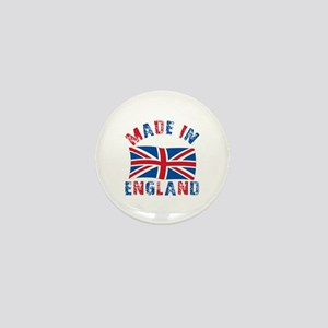 Made In England Mini Button