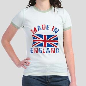 Made In England Jr. Ringer T-Shirt