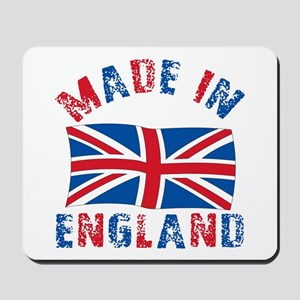 Made In England Mousepad