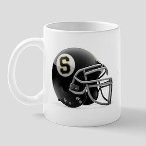 Scottsboro Helmet Mug