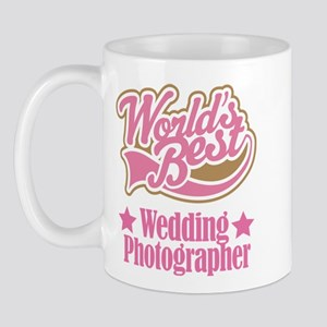 Wedding Photographer Gift Mug