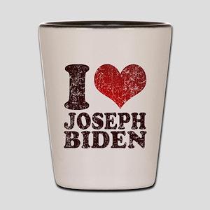I love Joseph Biden Shot Glass