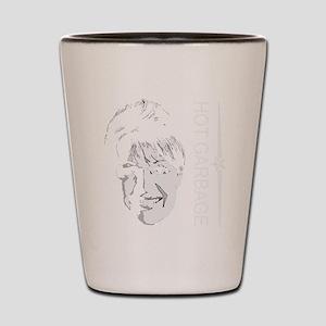 Hot Garbage Palin Shot Glass