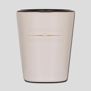 Hoodwinked Bamboozeled 08 Shot Glass