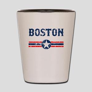 Boston USA Shot Glass