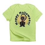 Black Cat Full Moon Infant T-Shirt