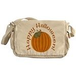 Happy Halloween! Messenger Bag