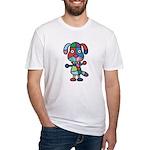 kuuma colorful 1 Fitted T-Shirt