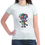 kuuma colorful 1 Jr. Ringer T-Shirt