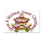 Wicked Good! Christmas Car Magnet 20 x 12