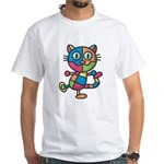 kuuma colorful 2 White T-Shirt