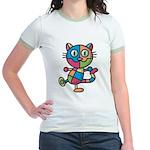 kuuma colorful 2 Jr. Ringer T-Shirt