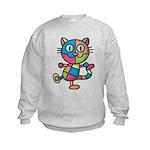 kuuma colorful 2 Kids Sweatshirt