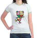kuuma colorful 4 Jr. Ringer T-Shirt