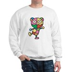 kuuma colorful 4 Sweatshirt