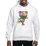 kuuma colorful 4 Hooded Sweatshirt