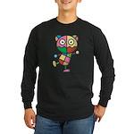 kuuma colorful 4 Long Sleeve Dark T-Shirt