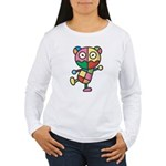 kuuma colorful 4 Women's Long Sleeve T-Shirt