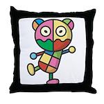 kuuma colorful 4 Throw Pillow
