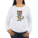 kuuma colorful 5 Women's Long Sleeve T-Shirt