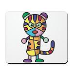 kuuma colorful 5 Mousepad