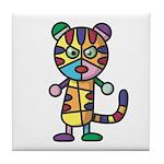 kuuma colorful 5 Tile Coaster
