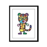 kuuma colorful 5 Framed Panel Print