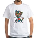 kuuma colorful 6 White T-Shirt