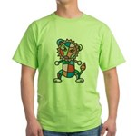 kuuma colorful 6 Green T-Shirt