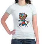 kuuma colorful 6 Jr. Ringer T-Shirt