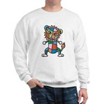 kuuma colorful 6 Sweatshirt