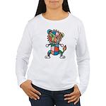 kuuma colorful 6 Women's Long Sleeve T-Shirt