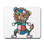 kuuma colorful 6 Mousepad
