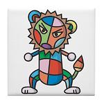 kuuma colorful 6 Tile Coaster