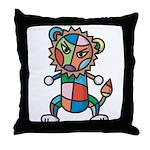 kuuma colorful 6 Throw Pillow
