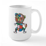 kuuma colorful 6 Large Mug